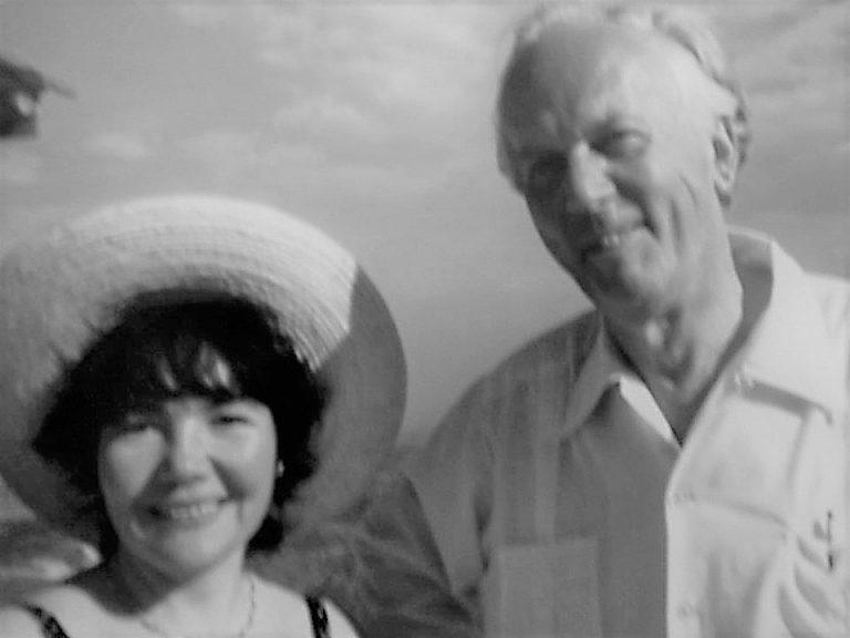 Maestra Isabel Fenelón y el maestro Juan Berlín, fundadores de la pedagogía Waldorf en México